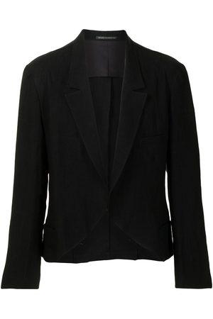 YOHJI YAMAMOTO Men Blazers - Horse-print blazer
