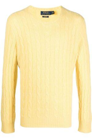 Polo Ralph Lauren Cable knit cashmere jumper