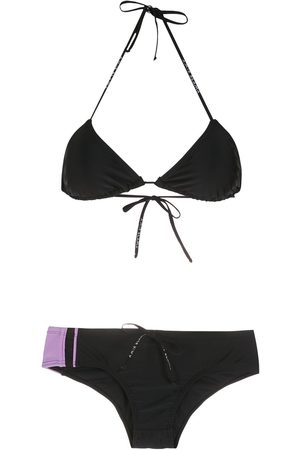 AMIR SLAMA Cut-out details bikini set