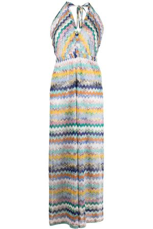 Missoni Signature zigzag-weave dress