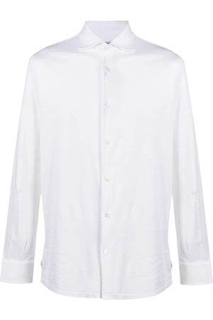 FEDELI Plain button-down shirt