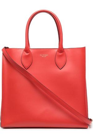 DEE OCLEPPO Women Tote Bags - Logo-stamp tote bag
