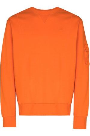 A-cold-wall* Men Sweatshirts - Essential logo-embroidered sweatshirt