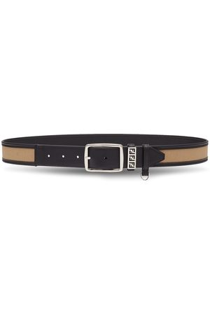 Fendi FF-motif reversible buckle belt