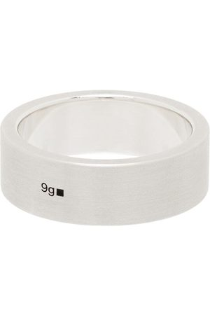 Le Gramme La 9g brushed ribbon ring
