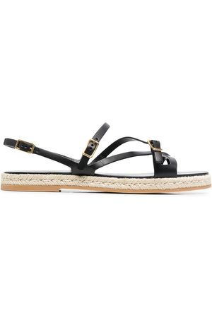 Tod's Women Sandals - Strappy leather sandals