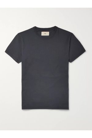 FOLK Men Short Sleeve - Assembly Cotton-Jersey T-Shirt