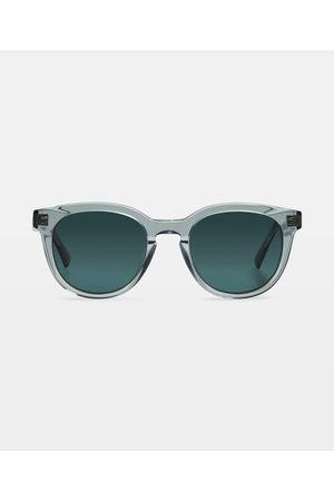 Epokhe Sunglasses - Anteka Sunglasses Polished Smoke Crystal