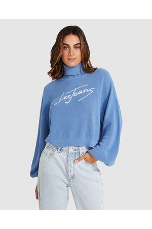 Lee Women Sweaters - Bele Knit Jumper Dusty
