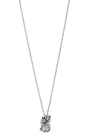 Saint Laurent Pinapple Pendant Necklace