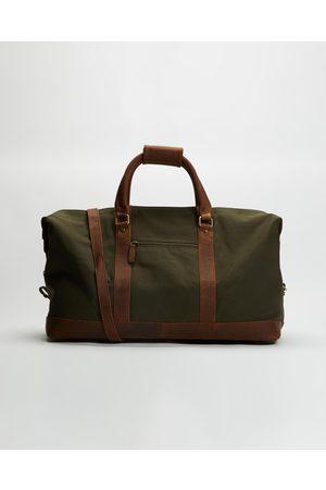 Double Oak Mills Uptown Weekender - Bags (Khaki) Uptown Weekender