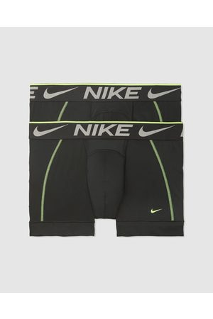 Nike Breathe Micro Trunk 2 Pack - Boxer Briefs ( & ) Breathe Micro Trunk 2-Pack