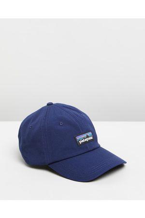 Patagonia P 6 Label Trad Cap - Headwear (Classic Navy) P-6 Label Trad Cap