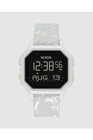 Nixon Siren SS Watch - Watches ( & Gray Marble) Siren SS Watch
