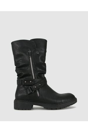 Betts Trooper Grunge Boots - Boots Trooper Grunge Boots