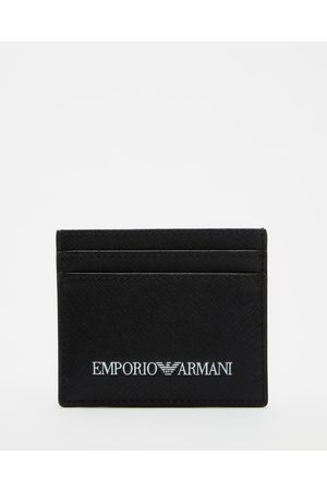 Emporio Armani Credit Card Holder - Wallets Credit Card Holder
