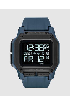 Nixon Regulus Watch - Watches (Dark Slate) Regulus Watch