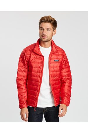 Patagonia Men's Down Sweater - Coats & Jackets (Fire) Men's Down Sweater