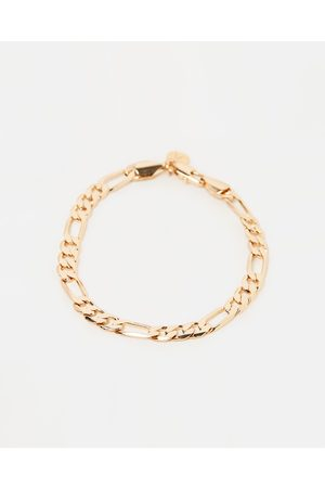 Chained & Able Royal Figaro Chain Bracelet - Jewellery Royal Figaro Chain Bracelet