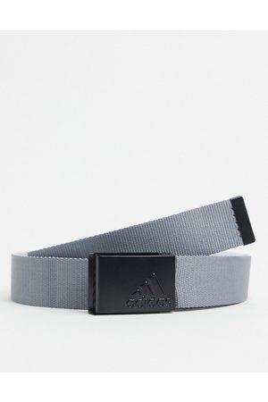 adidas Golf Reversible webbing belt in