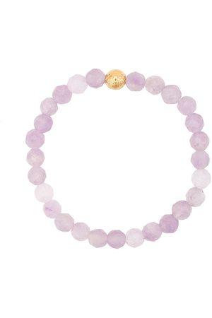 Nialaya Women Bracelets - Faceted stone bracelet