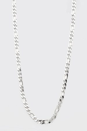 Boohoo Men Necklaces - Mens Chunky Figaro Chain Necklace