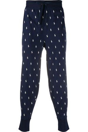 Polo Ralph Lauren Logo-print pajama trousers