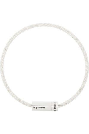 Le Gramme Le 9g polished cable bracelet