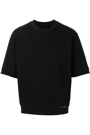 3.1 Phillip Lim Logo patch detail sweatshirt
