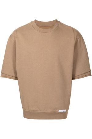 3.1 Phillip Lim Men Short Sleeve - Logo patch detail T-shirt