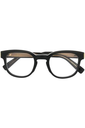 Dunhill Sunglasses - Side logo plaque glasses