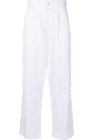 Comme Des Garçons Shirt Wide leg loose trousers