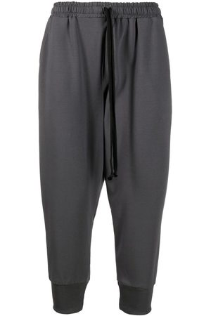 Alchemy Tapered cropped track pants