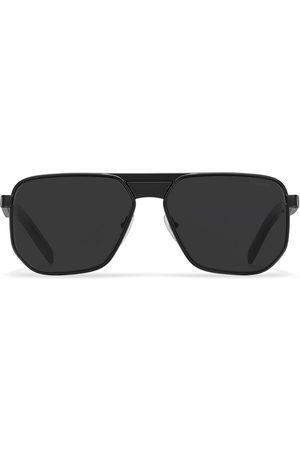 Prada Eyewear Aviator-frame tinted sunglasses
