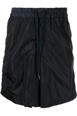 Fumito Ganryu Drawstring-waist shorts