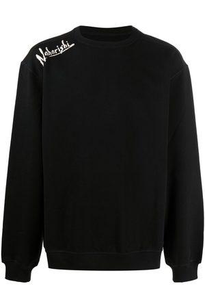 Maharishi Chest logo-detail sweatshirt