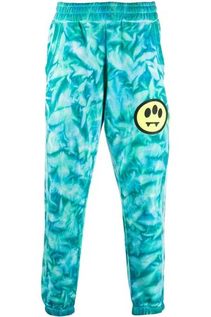 BARROW Joggers - Tie dye-print slim-fit track pants