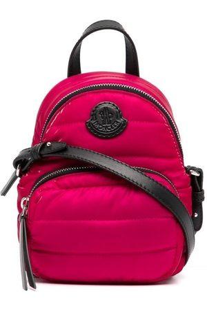 Moncler Women Shoulder Bags - Backpack-style crossbody bag