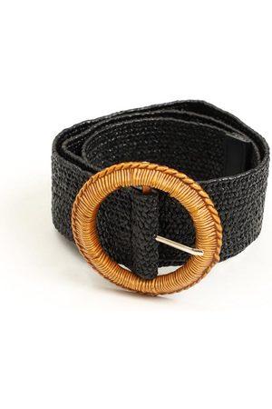 Salty Crush Women Belts - Braxten Belt - Black
