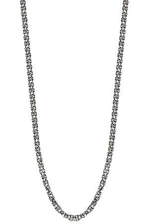 EMANUELE BICOCCHI Byzantine Polished Chain Necklace