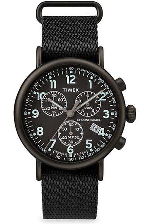 Timex Standard Chrono Fabric Strap Watch