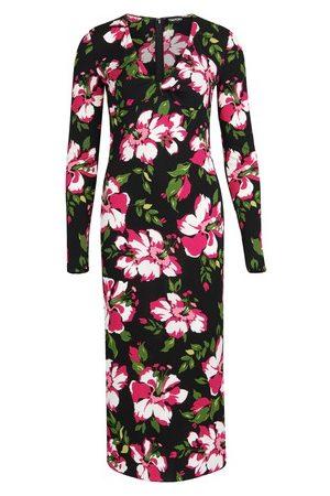 Tom Ford Floral print on crepe jersey dress