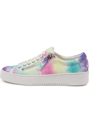 I LOVE BILLY Women Casual Shoes - Lethal Il Pastel Multi Sneakers Womens Shoes Casual Casual Sneakers