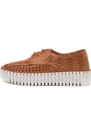 Django & Juliette Women Casual Shoes - Brodies Dj Scotch Sole Sneakers Womens Shoes Casual Sneakers