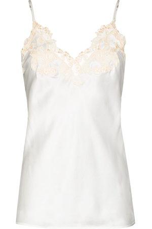 La Perla Women Slips - Maison lace-trim camisole