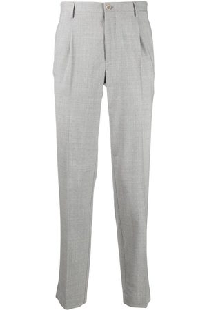 Incotex Men Formal Pants - Tapered-fit trousers