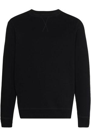 Sunspel Crew-neck long-sleeve sweatshirt