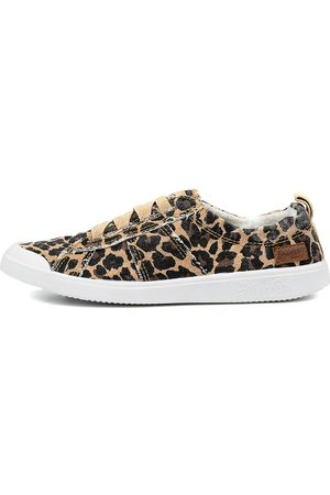 Blowfish Vex Bw Natural City Kitty Sneakers Womens Shoes Casual Casual Sneakers