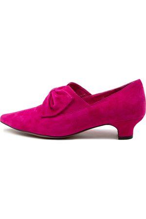 DJANGO & JULIETTE Women Casual Shoes - Dona Dj Fuchsia Shoes Womens Shoes Casual Flat Shoes