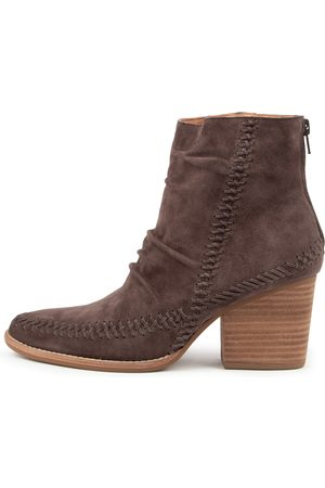 DJANGO & JULIETTE Women Casual Shoes - Kicking Dj Mocca Boots Womens Shoes Casual Ankle Boots